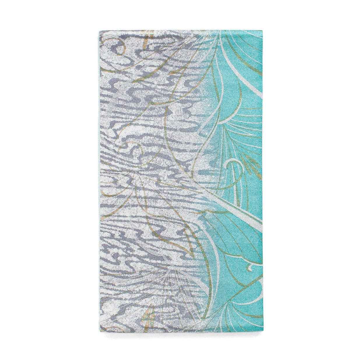 「袋帯●流水に松葉」の商品画像