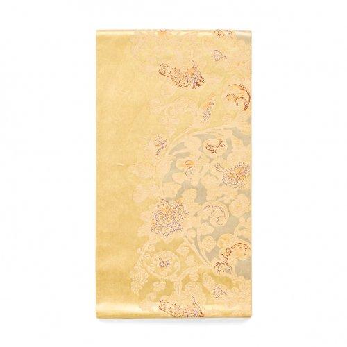 袋帯●金唐花のサムネイル画像