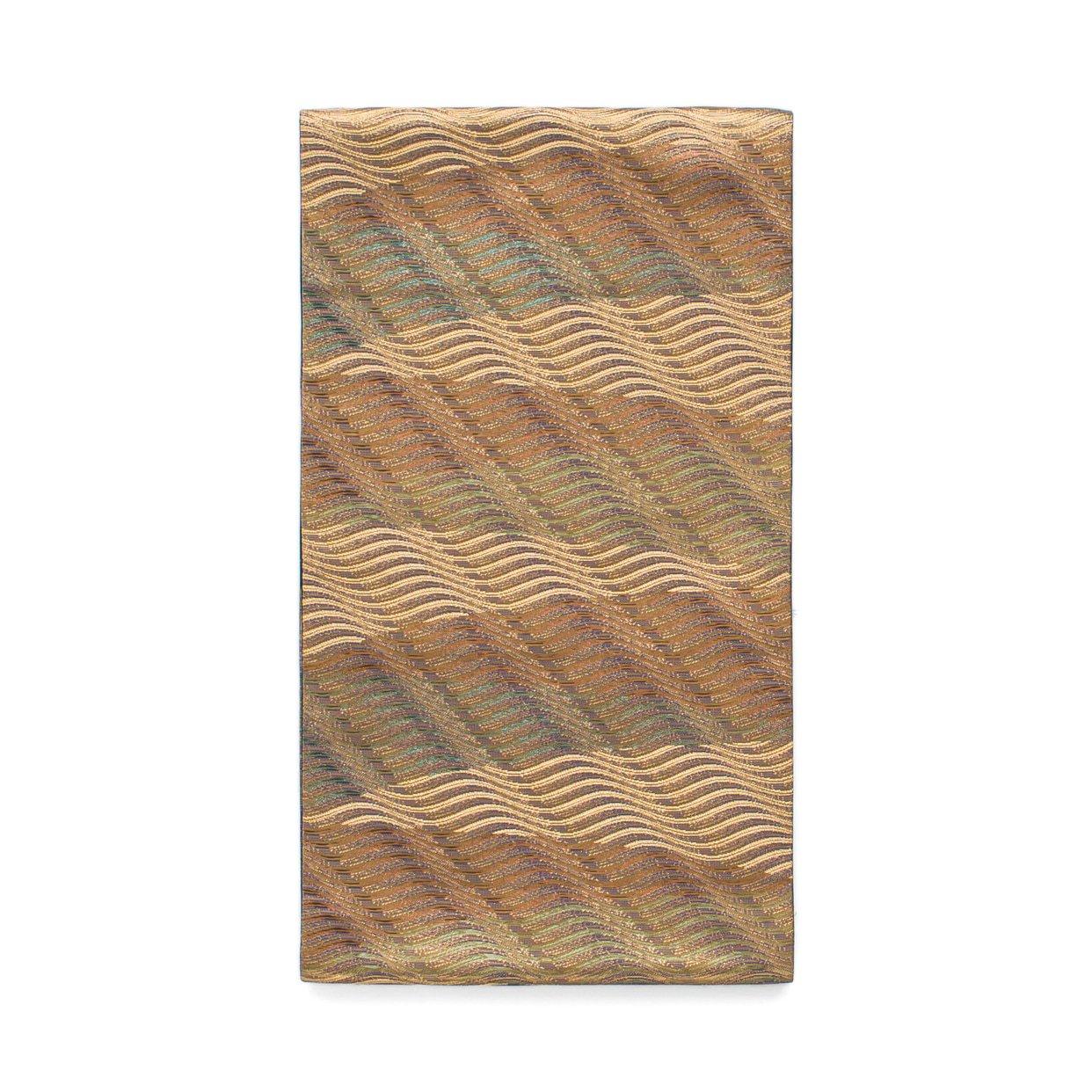 「袋帯●三角波」の商品画像