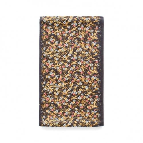 袋帯●小鳥と梅の木のサムネイル画像