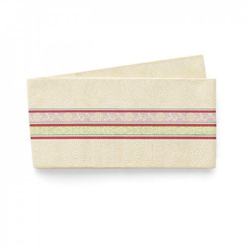 博多小袋帯 三本縞のサムネイル画像