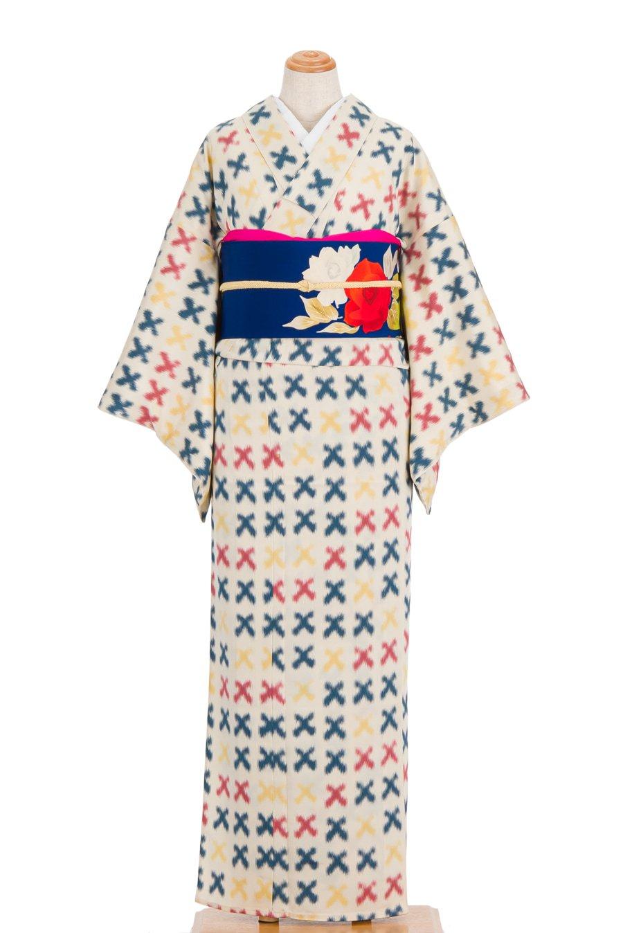 「単衣 アンティークお召 クロス」の商品画像