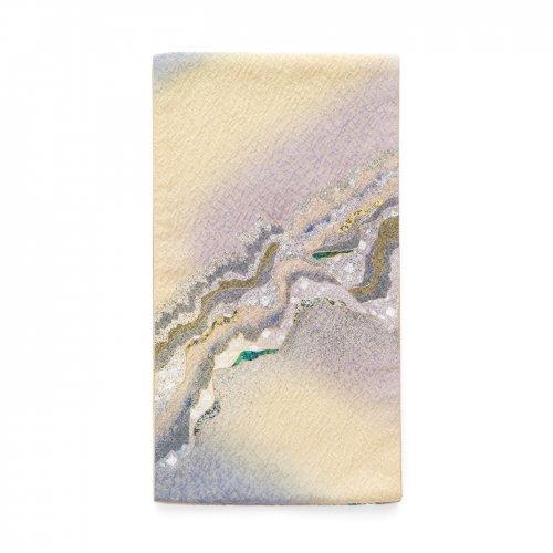 洒落袋帯●螺鈿箔 霞のサムネイル画像
