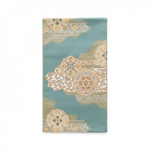 袋帯●金霞に華紋のサムネイル画像