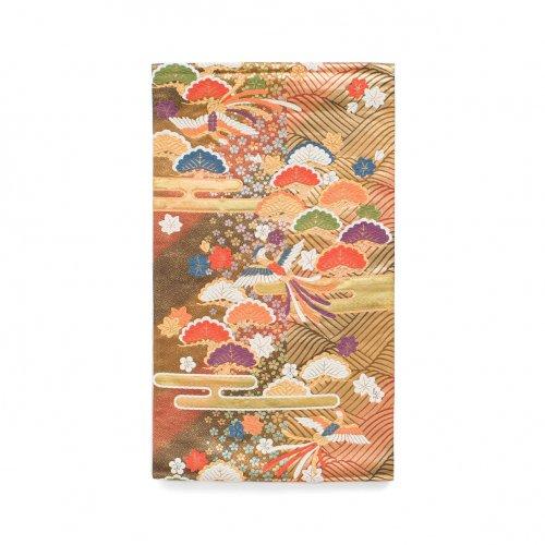 袋帯●ヱ霞に鳳凰のサムネイル画像