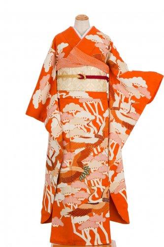 振袖 鶴と松のサムネイル画像