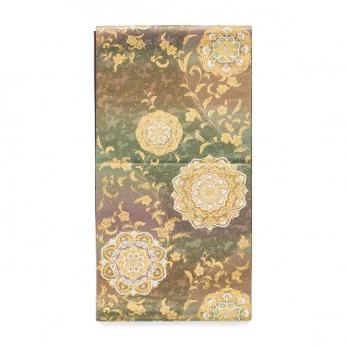 袋帯●大小の華紋のサムネイル画像