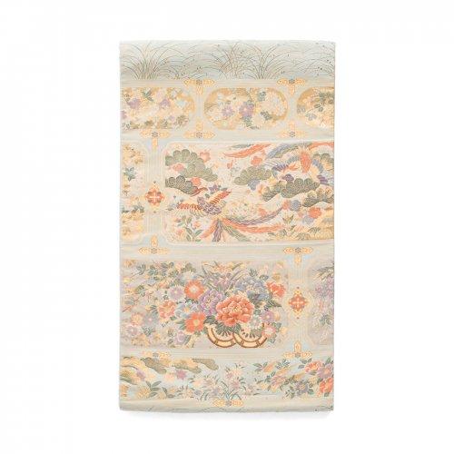 袋帯●花車と鳳凰のサムネイル画像