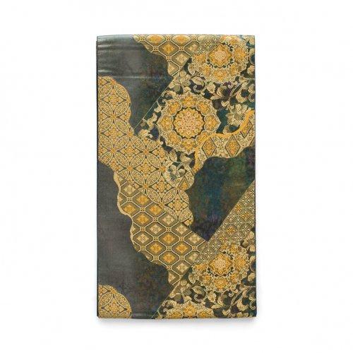 袋帯●道長取りに華紋や七宝などのサムネイル画像