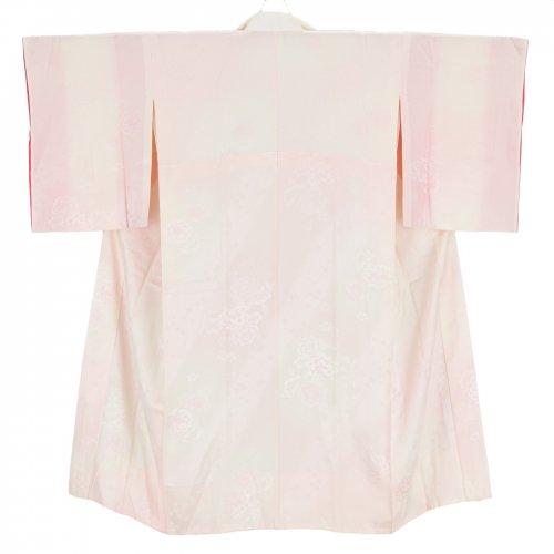 長襦袢 ピンク暈し 牡丹のサムネイル画像