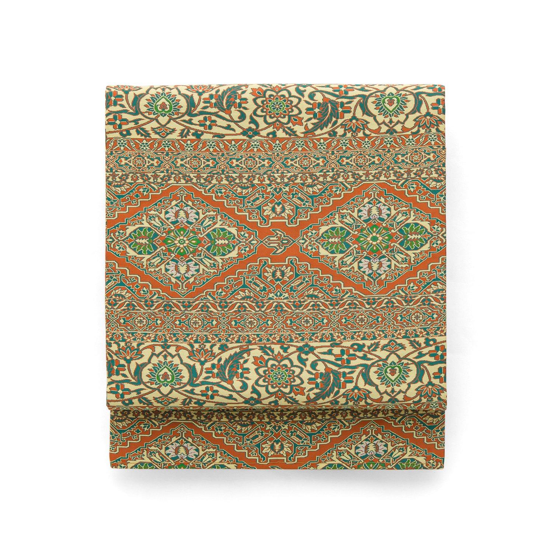 「菱や花など アラベスク文様」の商品画像