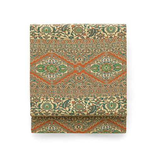 菱や花など アラベスク文様のサムネイル画像