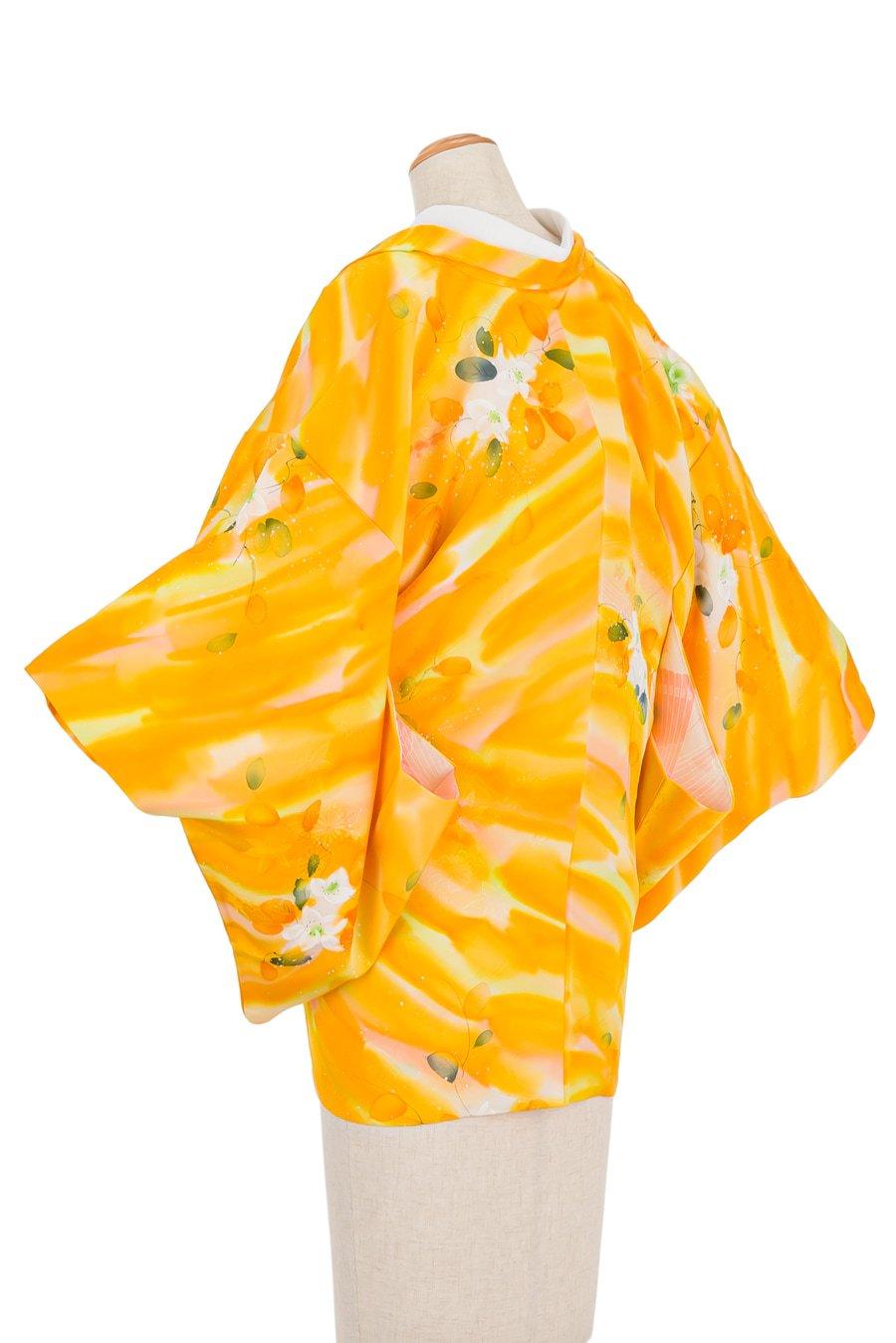 「オレンジ色 白花」の商品画像