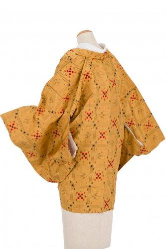 羽織 紬 絣の燕のサムネイル画像