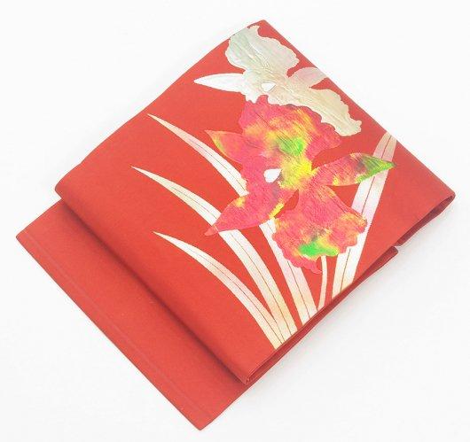 柿色 カトレアのサムネイル画像