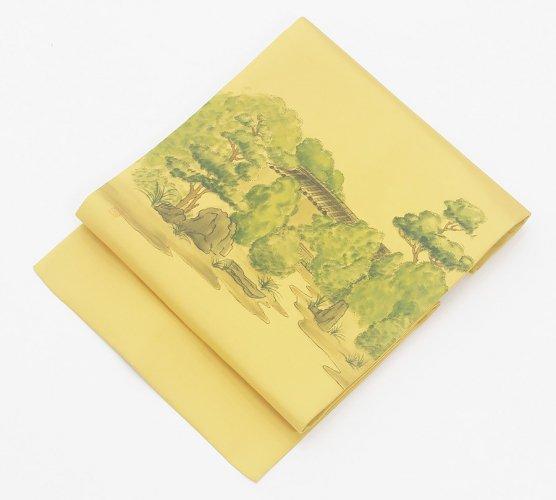 金狐色 日本庭園のサムネイル画像