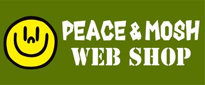 PEACE&MOSH WEB STORE