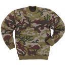 【SPLAV】迷彩セーター(4色)