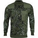 【SPLAV】迷彩セーター