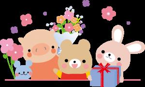 今月生まれさんへ☆ぽいき堂からのお誕生日プレゼント