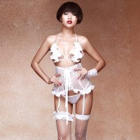 【Spring sale☆今だけ!10%OFF!】ガーターランジェリー(GARTER LINGERIE) 448【期間限定☆4月14日まで!】