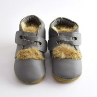 【DONSJE】FOLLY LINING-ELEPHANT GREY LEATHER/12cm-13cm