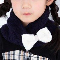 【50%OFF!】マシュマロスヌード(2023307)/Kids FREE