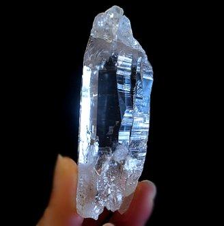 ヒマラヤ水晶ダブルセルフヒールド