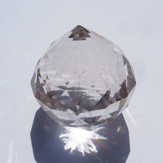 ヒマラヤ水晶の宝珠
