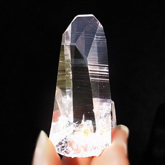 コロンビア水晶、、、清め
