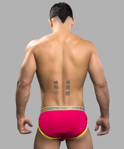ANDREW CHRISTIAN show-It Tagless Brief XS/XL_商品説明1