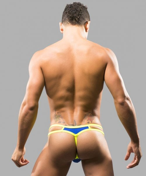 ANDREW CHRISTIAN Spider Thong XS/L_商品説明1