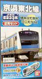 JR東日本E233系京浜東北線2両セット