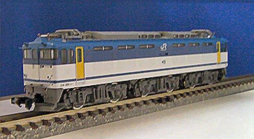 EF64-0 7次形・JR貨物更新車