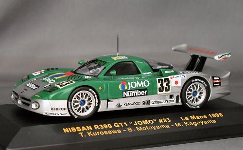 ニッサン R390 GT1 LM1998 #33(1/43)