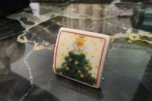 オリジナル クリスマスツリーリング(S7383-1)