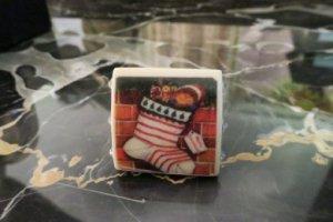 オリジナル クリスマスブーツリング(S7383-2)