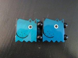 Pavone 青い犬のブレスレット(S7423)