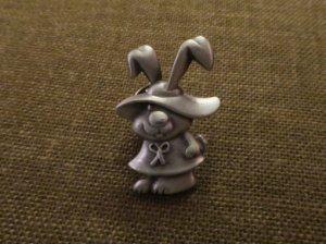 JJ ウサギのピンブローチ オシャレ(S8303-2)