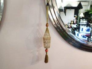 バカラのリキュールグラスの飾り (aaa41)