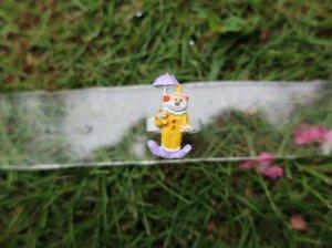 JJアレンジ エナメル雨の日のピエロのリング(S8447)