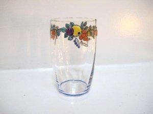 セーブル アンティーク フルーツエナメルグラス(F600-1)