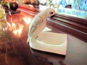 Robj ロブジェ カードホルダー 鳥(R41)