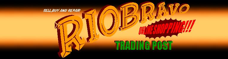 RIOBRAVO 〜trading post〜