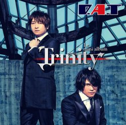 D.A.T 1st ミニアルバムTrinity【豪華盤】