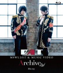 D.A.T MSWL2017&MUSIC VIDEO「Archives」