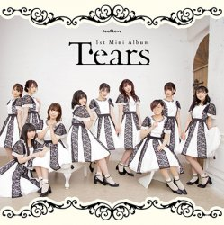 teaRLove  1st mini Album 「Tears」【通常盤】