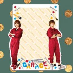 【M's GARAGE】DIYフォトスタンド