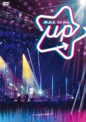 [DVD]  M.O.E. 1st Live 「up」