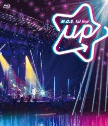 【特典付きマリン通販限定セット】[BD]  M.O.E. 1st Live 「up」